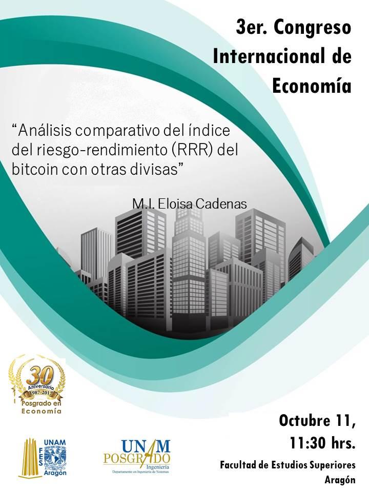 3er Congreso Internacional de Economía